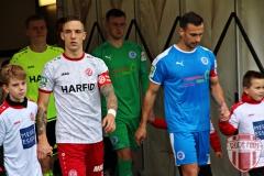 14.Spieltag Sportfreunde Lotte (H) 4-1