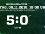16.Spieltag Borussia Dortmund U23 (A) 5-0