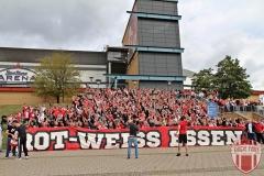 6.Spieltag Rot-Weiß Oberhausen (A) 0-3